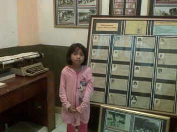 Wow... Museum Bank Mandiri Kembang Jepun