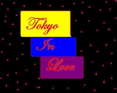 Cerpen Tokyo in Love